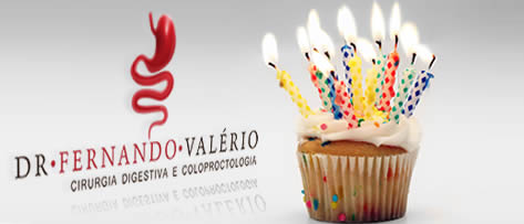 www.drfernandovalerio.com.br : 1 ano no ar!