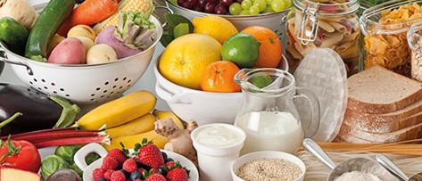 Lista de alimentos em uma dieta não fermentativa (Low FODMAP's)