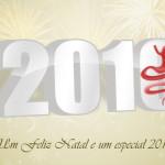 Um Feliz Natal e um especial 2010!