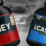 Whey Protein ou Caseína: qual destes suplementos de proteína é mais efetivo?