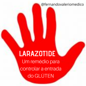 Larazotide: controlando a entrada do glúten no intestino